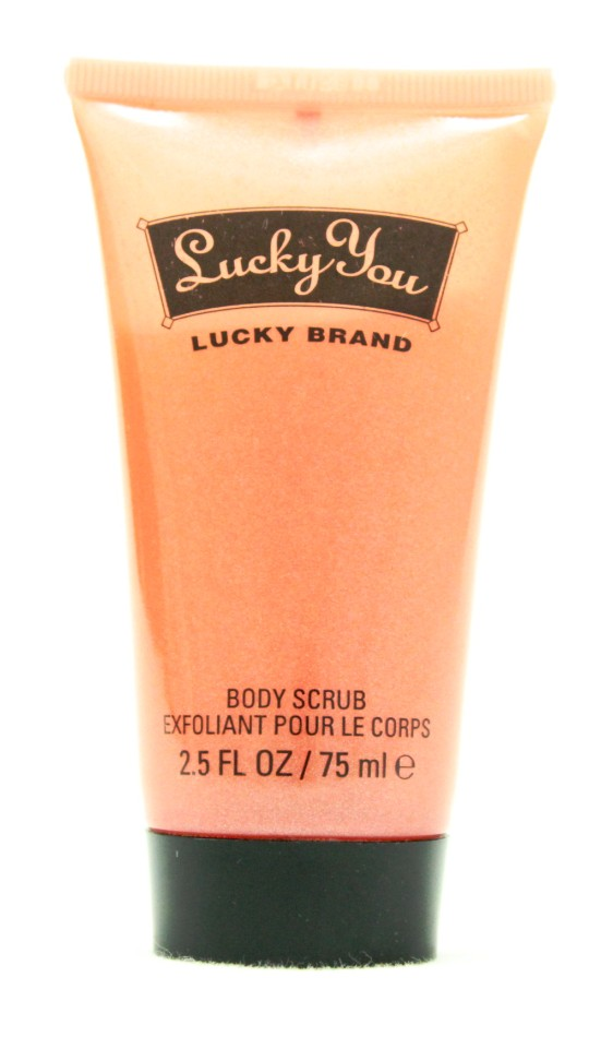 Buy discount personal care - Lucky You Discount Body Care Liz Claiborne 2.5 Oz Body Scrub 75 ML Tub
